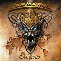 Cover of Gamma Ray - Majestic