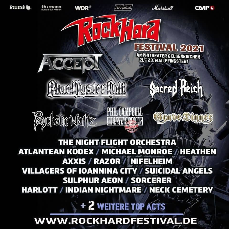 Rockhard Festival 2021